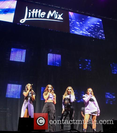 Little Mix, Leigh Anne Pinnock, Jesy Nelson, Jade Thirlwall and Perrie Edwards