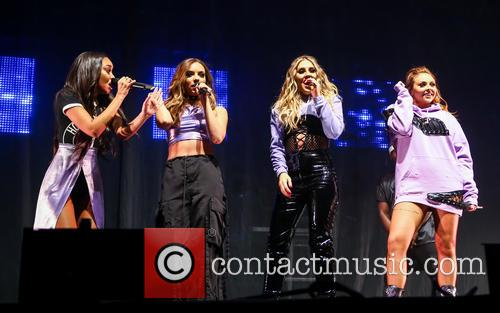Little Mix, Leigh Anne Pinnock, Jesy Nelson, Jade Thirlwall and Perrie Edwards 2