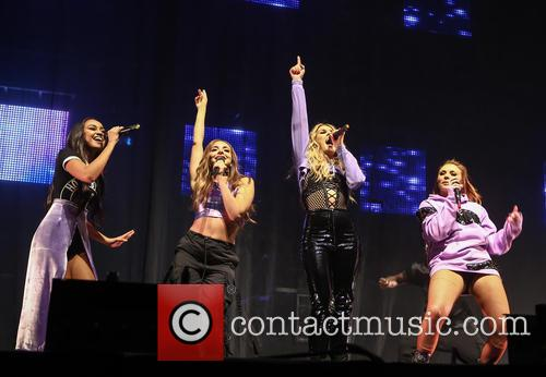 Little Mix, Leigh Anne Pinnock, Jesy Nelson, Jade Thirlwall and Perrie Edwards 3