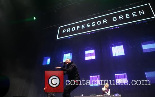 Professor Green and Stephen Manderson 7