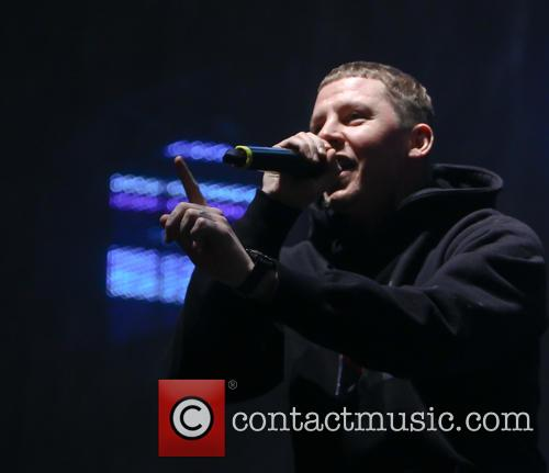 Professor Green and Stephen Manderson 10