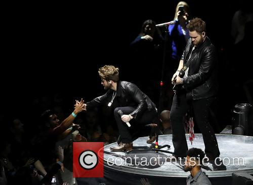 Carrie Underwood, The Swon Brothers and Las Vegas