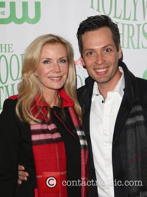 Katherine Kelly Lang and Dominique Zoida 10