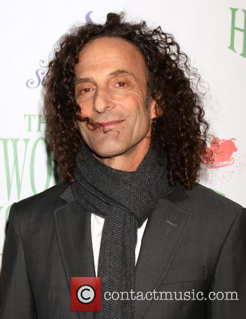 Kenny G and Aka Kenny Gorelick 1