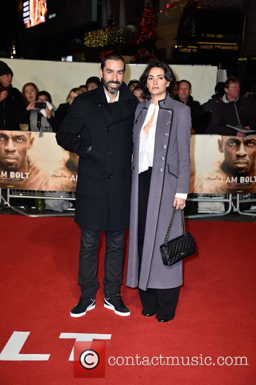 Robert Pires and Jessica Lemarie 1