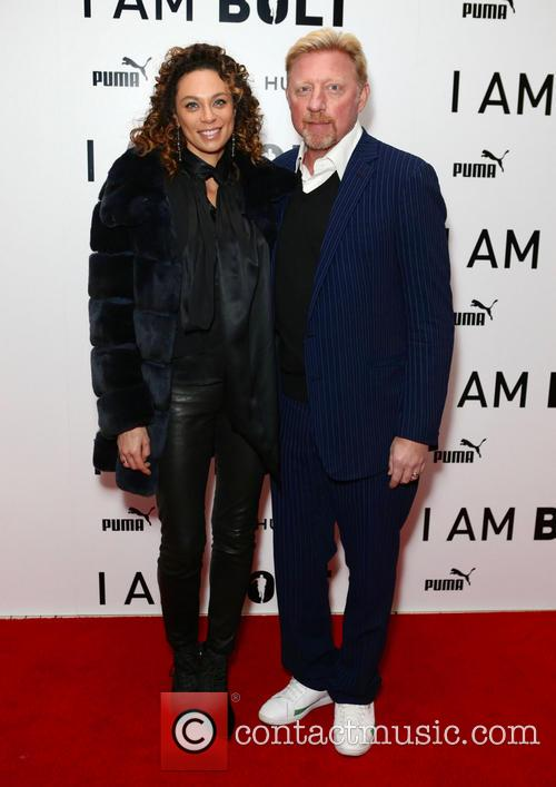 Lilly Becker and Boris Becker 1