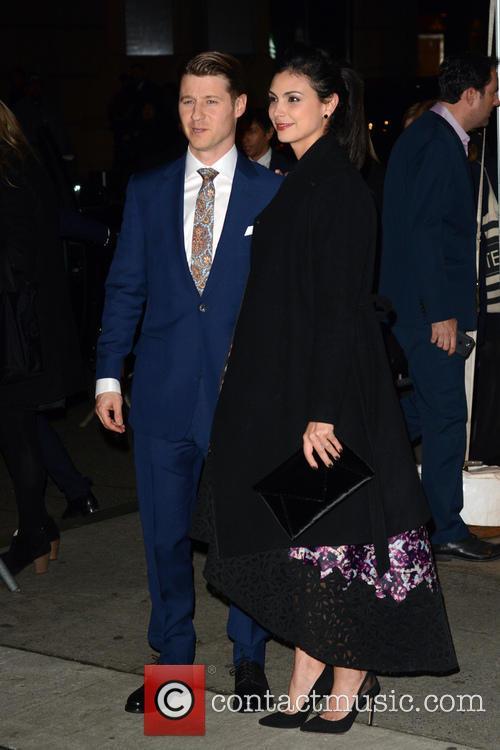 Ben Mckenzie and Morena Baccarin