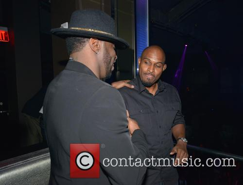 Sean 'diddy' Combs and Michael Gardner 1