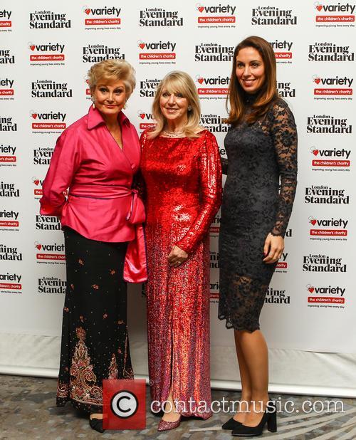 Angela Ripon, Pamela Sinclair and Emma Crosby 3