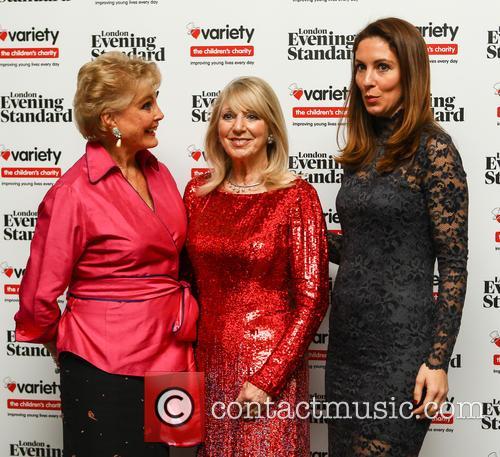 Angela Ripon, Pamela Sinclair and Emma Crosby 4