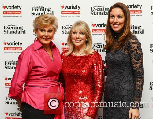 Angela Ripon, Pamela Sinclair and Emma Crosby 5