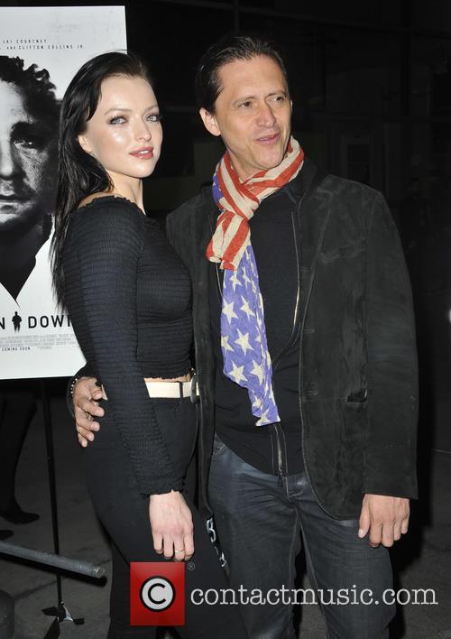 Francesca Eastwood and Clifton Collins Jr. 1