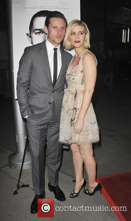 Jamie Bell and Kate Mara 3