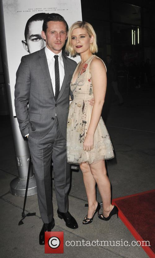 Jamie Bell and Kate Mara 4