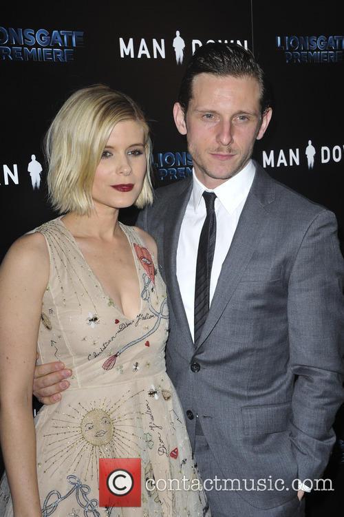 Jamie Bell and Kate Mara