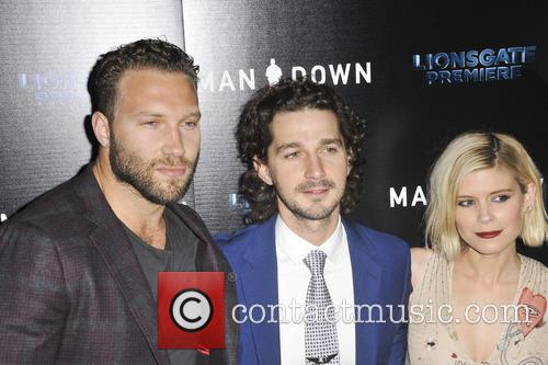 Jai Courtney, Shia Labeouf and Kate Mara 3