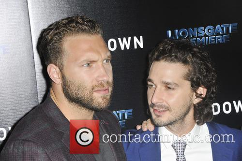 Shia Labeouf and Jai Courtney