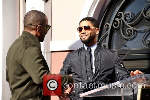 Lee Daniels and Jussie Smollet 2