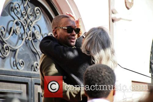 Lee Daniels and Mother 6