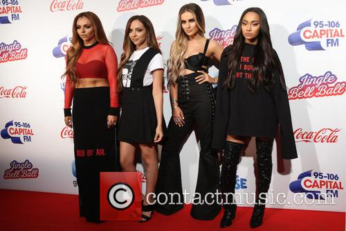 Jesy Nelson, Jade Thirlwall, Perrie Edwards and Leigh-anne Pinnock 8