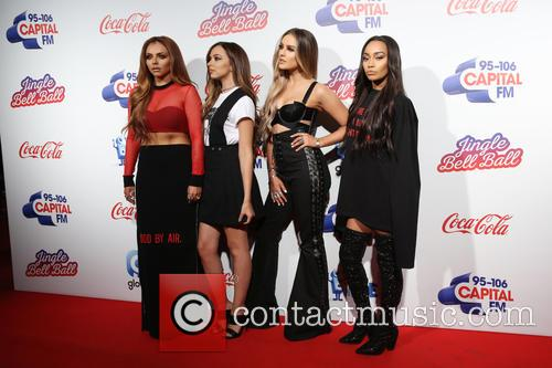 Jesy Nelson, Jade Thirlwall, Perrie Edwards and Leigh-anne Pinnock 9