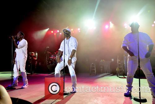 Boyz Ii Men, Shawn Stockman, Nathan Morris and Wanya Morris 3
