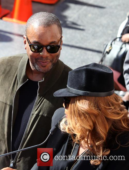 Lee Daniels and Queen Latifah 6