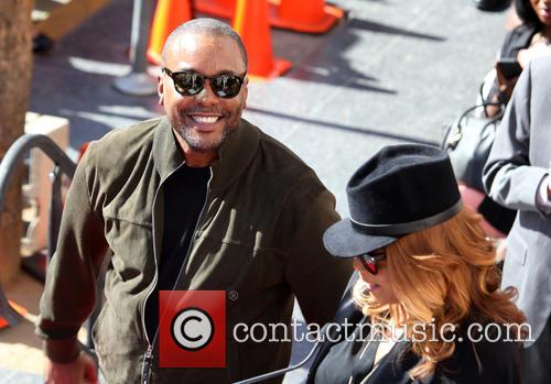 Lee Daniels and Queen Latifah 7