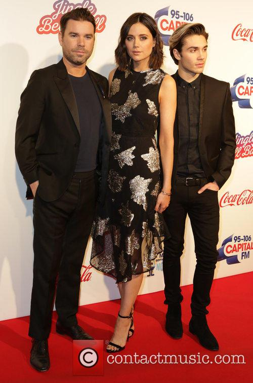 Dave Berry, Lilah Parsons and George Shelley 2