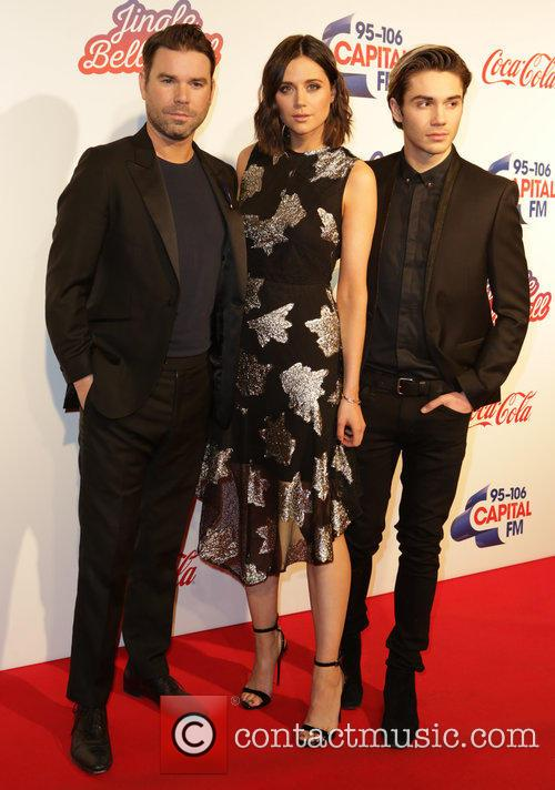 Dave Berry, Lilah Parsons and George Shelley 3