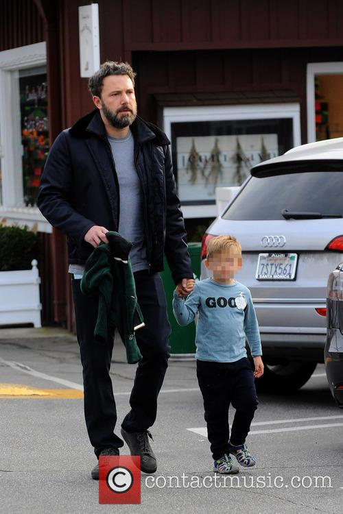 Ben Affleck and Samuel Garner Affleck 4