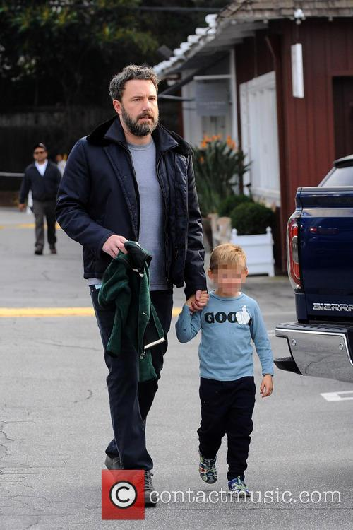 Ben Affleck and Samuel Garner Affleck 8