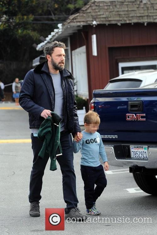 Ben Affleck and Samuel Garner Affleck 10