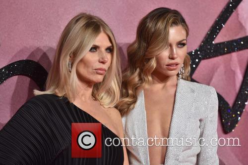 Abbey Clancy and Karen Sullivan 2