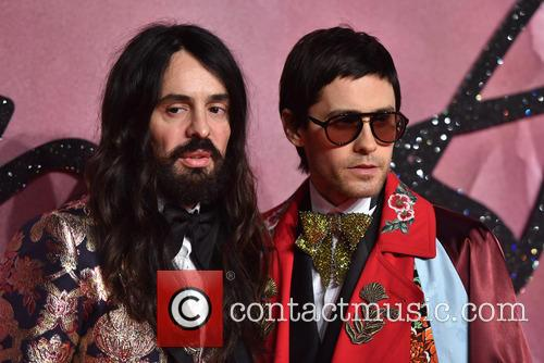 Alessandro Michele and Jared Leto 2