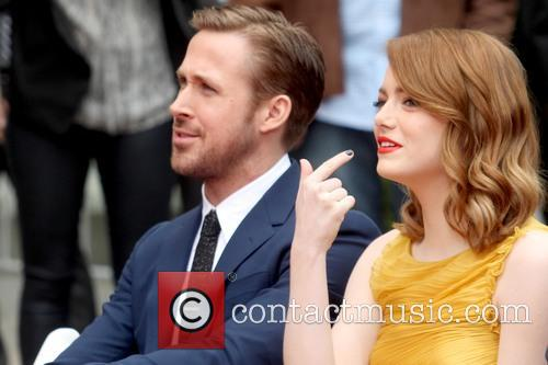 Ryan Gosling and Emma Stone 5