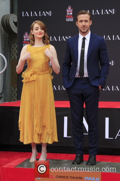 Emma Stone and Ryan Gosling 9