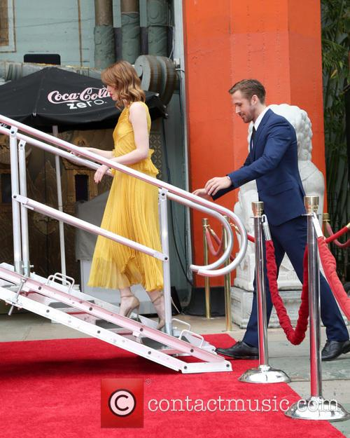 Emma Stone and Ryan Gosling 11