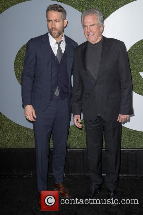 Ryan Reynolds and Warren Beatty