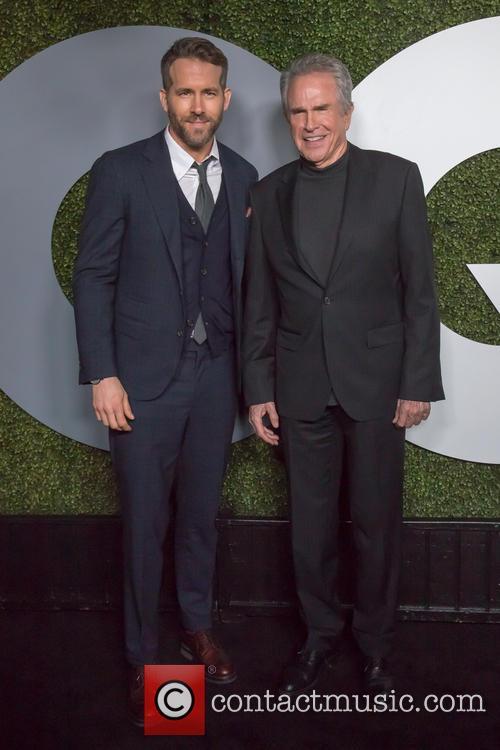 Ryan Reynolds and Warren Beatty 2