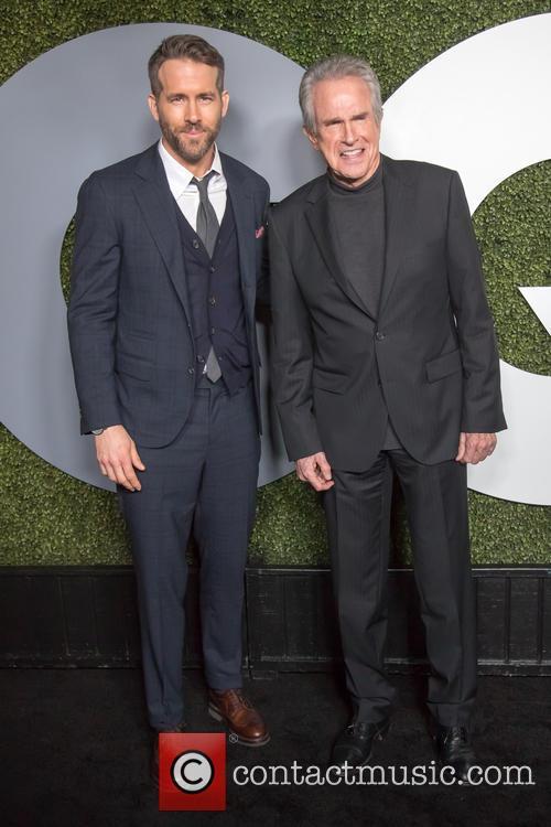 Ryan Reynolds and Warren Beatty 4