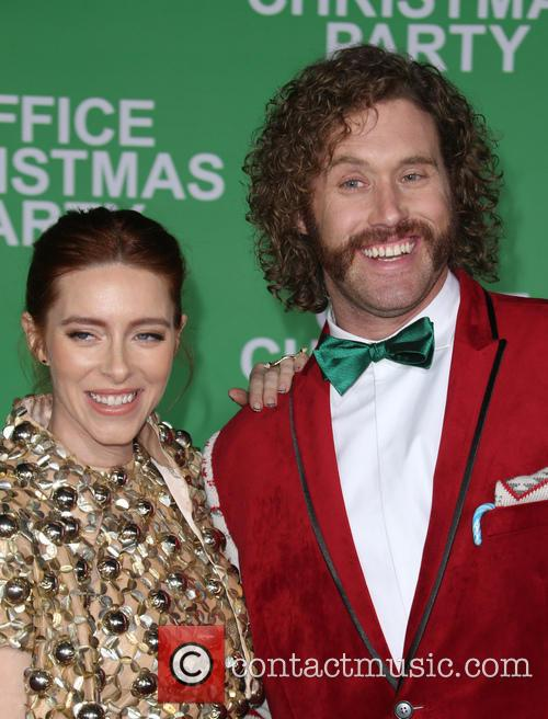 Paramount Pictures, T. J. Miller and Kate Gorney 5