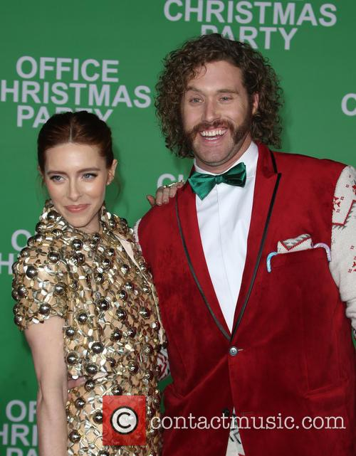 Paramount Pictures, T. J. Miller and Kate Gorney 6
