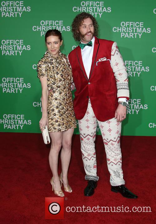 Paramount Pictures, T. J. Miller and Kate Gorney 7