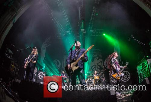 The Levellers and Mark Chadwick 8