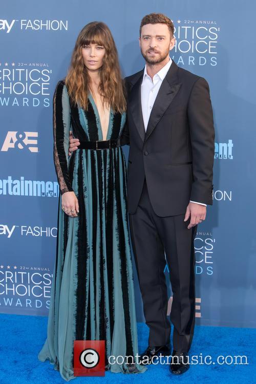 Jessica Biel and Justin Timberlake 3