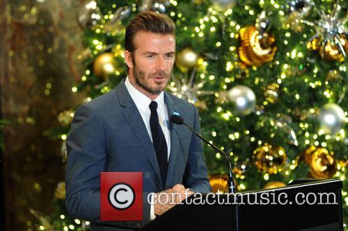 David Beckham 5