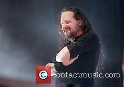 Korn and Jonathan Davis 4