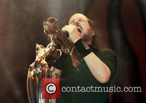Korn and Jonathan Davis 5