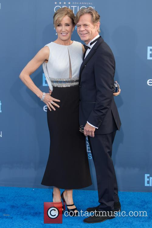 Felicity Huffman and William H. Macy 1